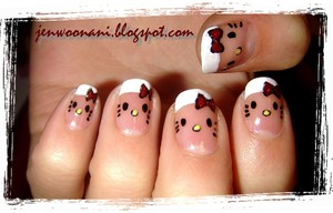 Hello Kitty Inspired.