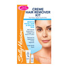 Sally Hansen Creme Hair Remover Kit For Face, Upper Lip & Chin