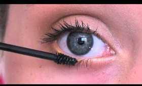 Naturally Glitz: a sparkly summer makeup tutorial