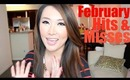 February Hits & Misses 2012 (+ some Monthly Favorites & December Hits & Misses)