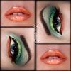 Green & Orange