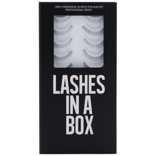 LASHES IN A BOX Lower Lash N°1
