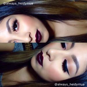 Lipstick wet n wild 918b and 919b