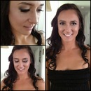 Boudoir photoshoot makeup