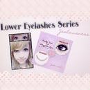 Lower Eyelashes Series ~ Jealousness Lower Eyelashes