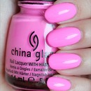 China Glaze Bottoms Up
