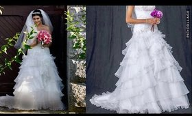Dry Cleaning My Wedding Dress At Home/DIY