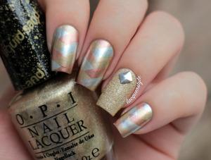 #31DC2013 Metallic Nails