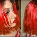 Fire Hair Color // Hannabal Marie