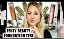 NEU bei Sephora: Fenty Beauty Hydrating Longwear Foundation 10h Test