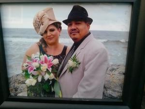 My wedding day!!