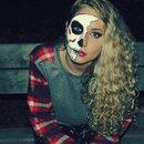 1#Halloween makeup