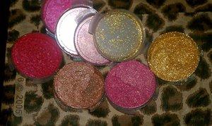 Pigments : Posh , Cleopatra , Coral , Miami