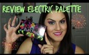 Urban Decay Electric Palette Review and Swatches