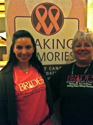 @ my fave charity! Brides Against Breast Cancer