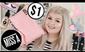 Shop Miss A $1 Makeup Haul | Sept 2019