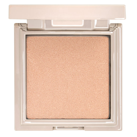 Jouer Cosmetics Powder Highlighter Citrine product smear.