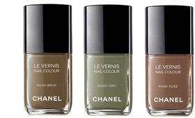 Les Khakis De Chanel Polish