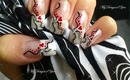 Easy, Valentine's Day Nail Art Design Tutorial - ♥ MyDesigns4You ♥