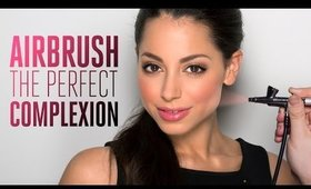 Airbrush the Perfect Complexion!