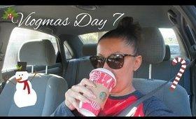 VLOGMAS Day 7 * Lets Get Ready | Seeing Santa
