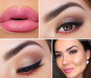 Details: http://www.maryammaquillage.com/2013/05/pink-splashes-naked-2-smokey.html