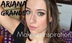 Makeup inšpirácia podľa Ariana Grande | XoxoPatty Makeup