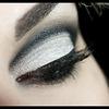 Black&white glitter
