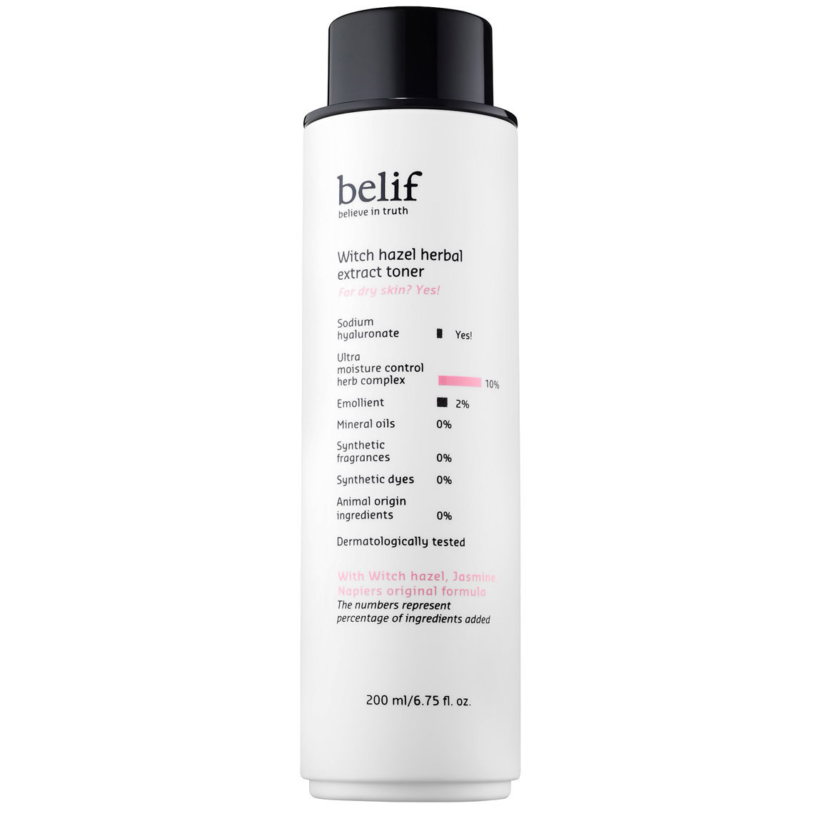belif Witch Hazel Extract Toner alternative view 1 - product swatch.