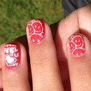 Maddy's Nails (Cute and Happy)