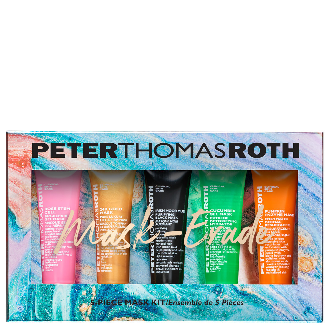 Peter Thomas Roth Mask-Erade product swatch.