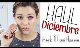 HAUL: Diciembre - iHerb, Milani | Alba Badell