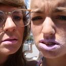 Glitter Mouth