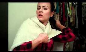 Gloss + Dirt Blog: DIY Coconut Oil Hair Mask Tutorial & Review