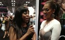 IBS 2013 with La La Anthony