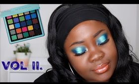 Easy Eyeshadow Tutorial with Norvina Vol. 2 Palette