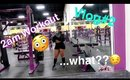 Vlog# 2: 2am Workout... What?