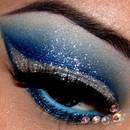 Blue SPARKLES!!!!!!!!!!!