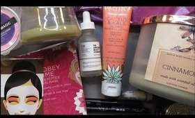 January 2018 Empties!! | Pacifica, Kat Von D, NYX, and more!!