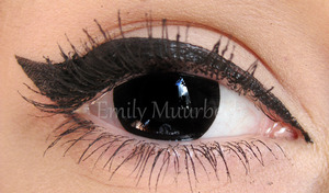 Easy liner with black contacts  http://trickmetolife.blogg.se