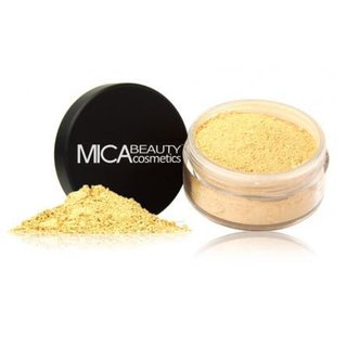 Micabella - Mica Beauty Cosmetics Mineral Foundation Powder