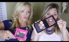 MakeupGeek eyeshadow REVIEW/TUTORIAL