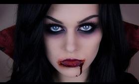 Sexy Vampire | Halloween Makeup