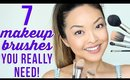 7 Best Makeup Brushes Every Woman Should Have!