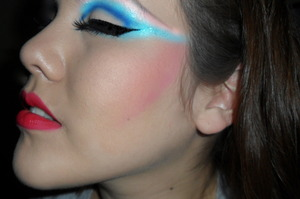 http://marlaandmakeup.blogspot.com/2011/11/barbie-inspired-look.html