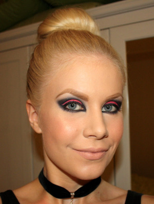 Not your everyday makeup... ;)