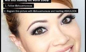 Sultry Smokey Eyes $200 Giveaway