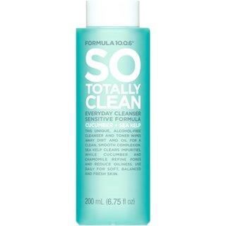 Formula 10.0.6 So Totally Clean Sensitive Formula