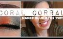 Coral Corral [Making Blue Eyes POP]