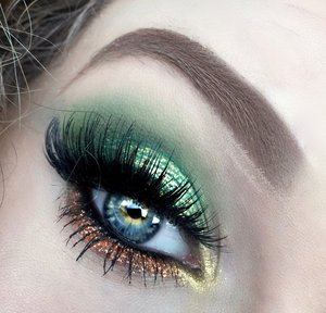 Image result for saint patricks day make up